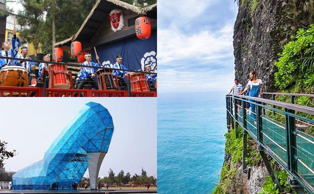 「海景步道、高跟鞋教堂」都是台灣超雷景點?網友嘆:去一次就好