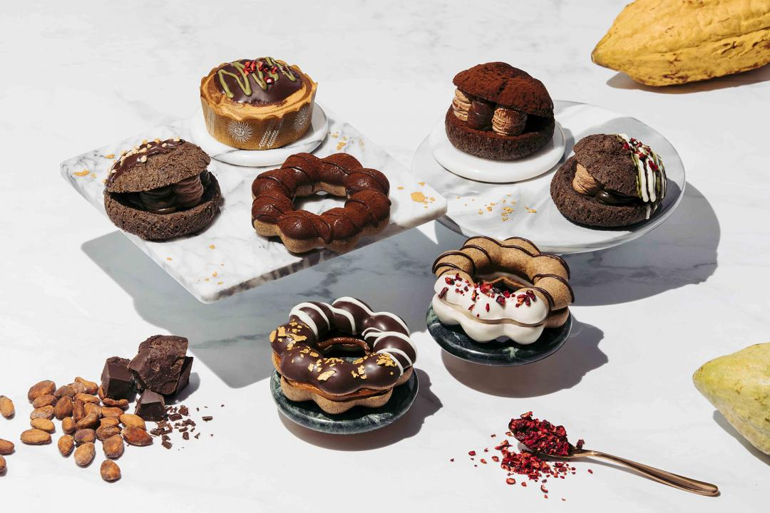 銅板價就能吃到冠軍巧克力!「福灣脆皮雪糕、可可甜甜圈」季節限定必吃