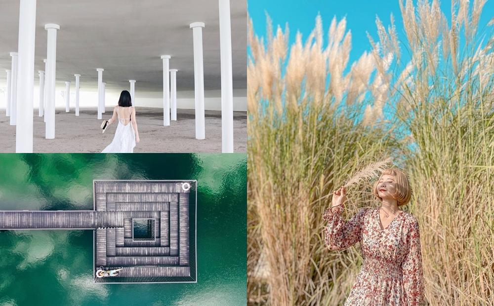 台中中央公園年底開幕IG先爆紅!「台版巨石陣、金黃芒花」6個拍照點特搜