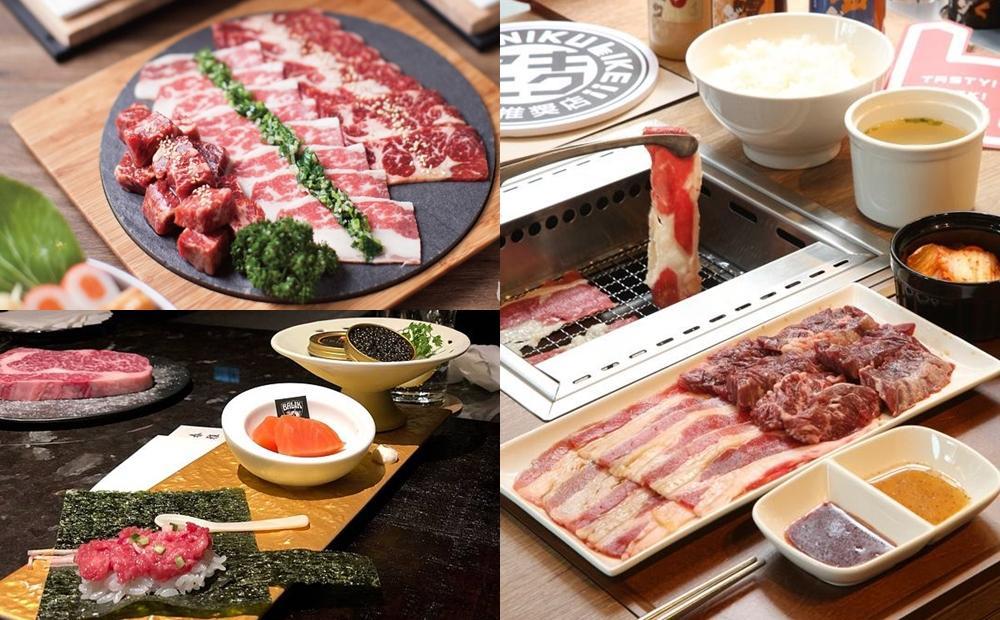 全台10間燒肉霸主大比拚!「299韓式吃到飽、最高樓夜景餐廳」都上榜