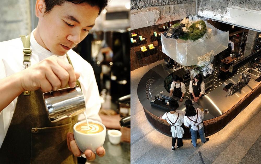 「全球50間最佳咖啡館」第一名在台北!朝聖冠軍咖啡這兩杯必點