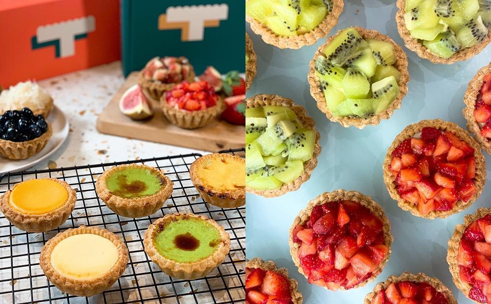 米其林星廚打造「塔界愛馬仕」一顆耗時4天!爆餡草莓、流沙塔推薦必吃