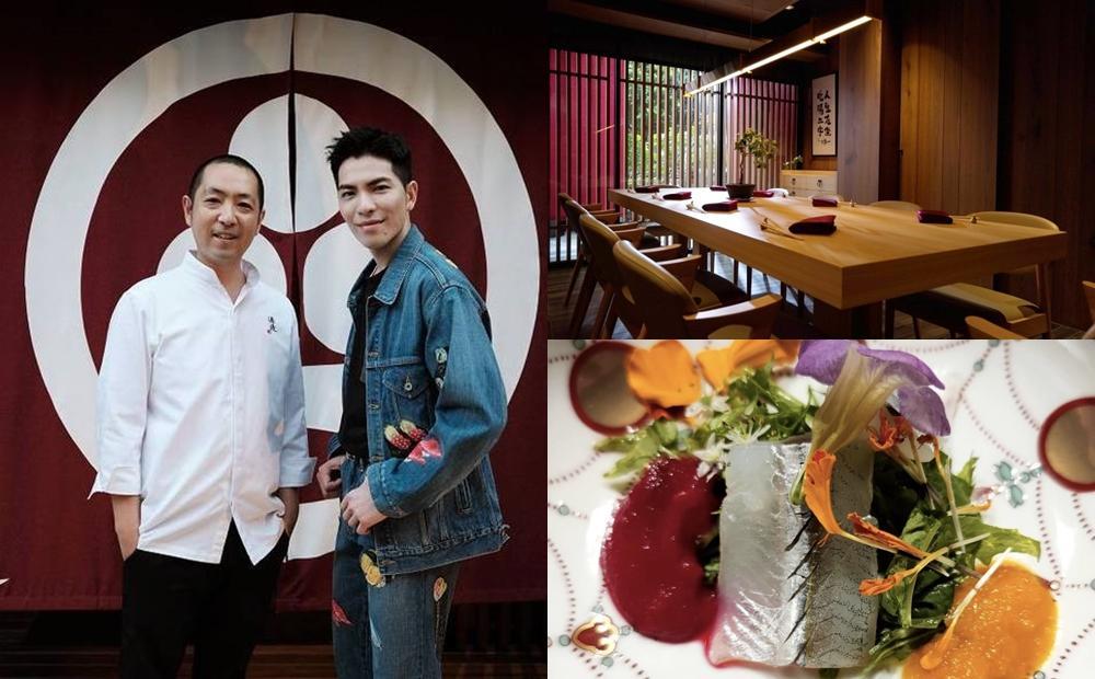 蕭敬騰新開「日料餐廳」狂PO頂級海鮮菜!周杰倫、五月天阿信都敲碗想吃