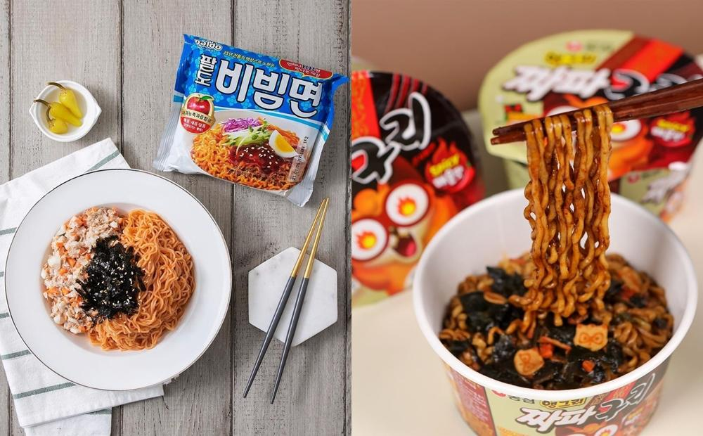 韓國泡麵TOP 5 出爐!《寄生上流》炸醬麵上榜、少女時代太妍最愛這口味