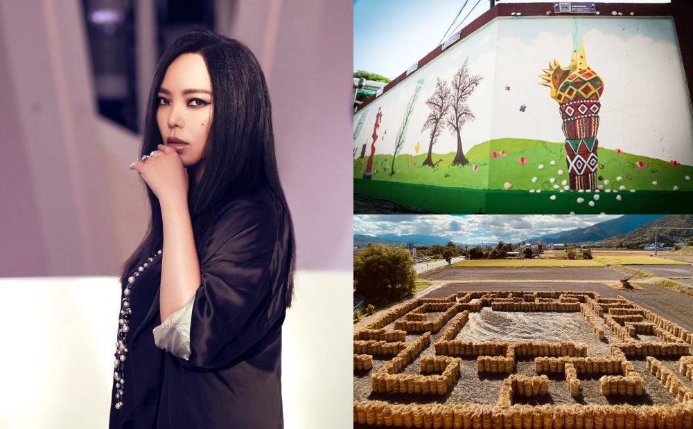 台東跨年阿妹免費開唱!必追 3 大新景點、拍300坪稻草迷宮