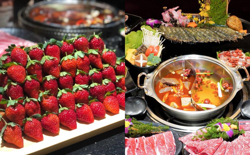 「大湖草莓吃到飽」12月開跑!馬辣火鍋、熊一燒肉加碼哈根達斯新口味無限續