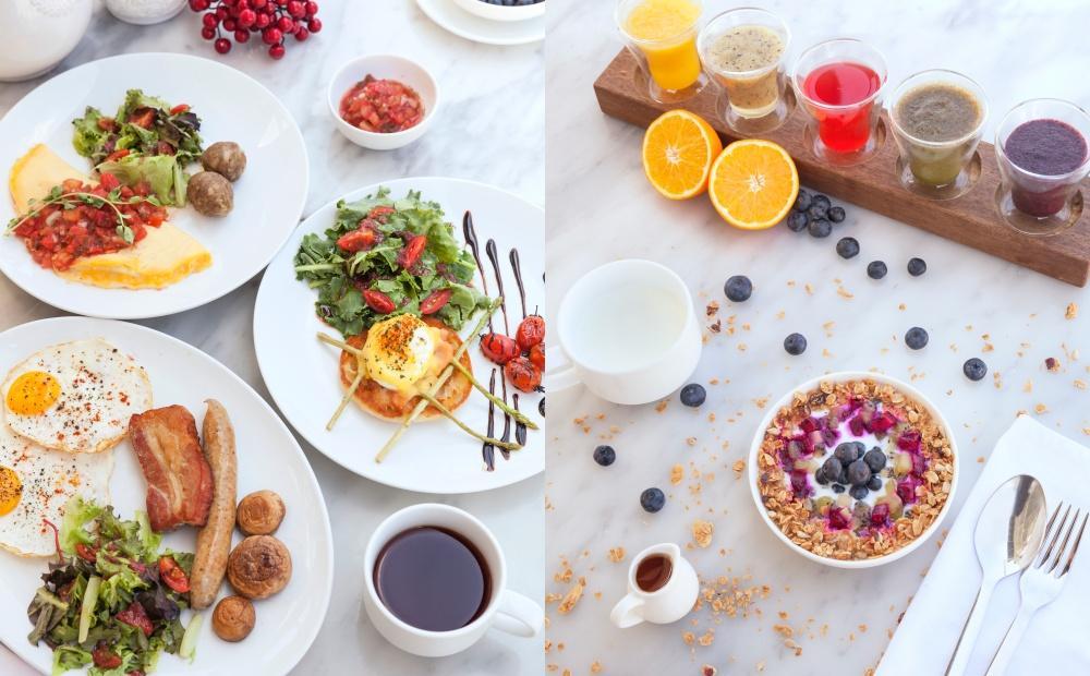 台南牛肉湯無限續!2020全台十間「最好吃飯店早餐」蔡依林住的這間首度入選