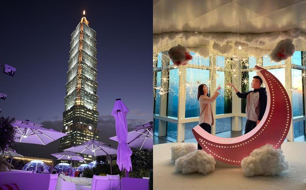 台北101高空煙火派對、搭郵輪海上迎曙光!6個「跨年玩法」陪你嗨到2021