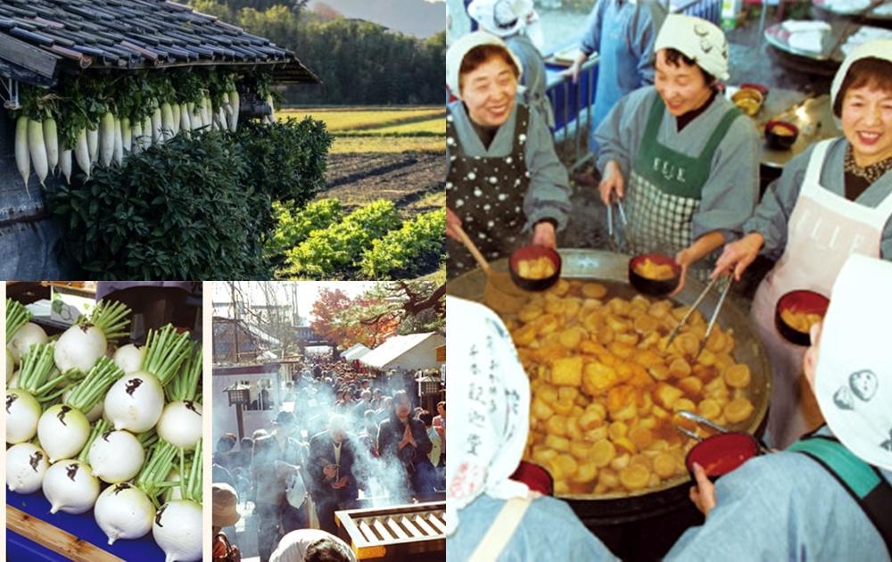日本人喝蘿蔔湯「補冬」? 京都寺廟古老傳統「大根焚」祈福兼開運