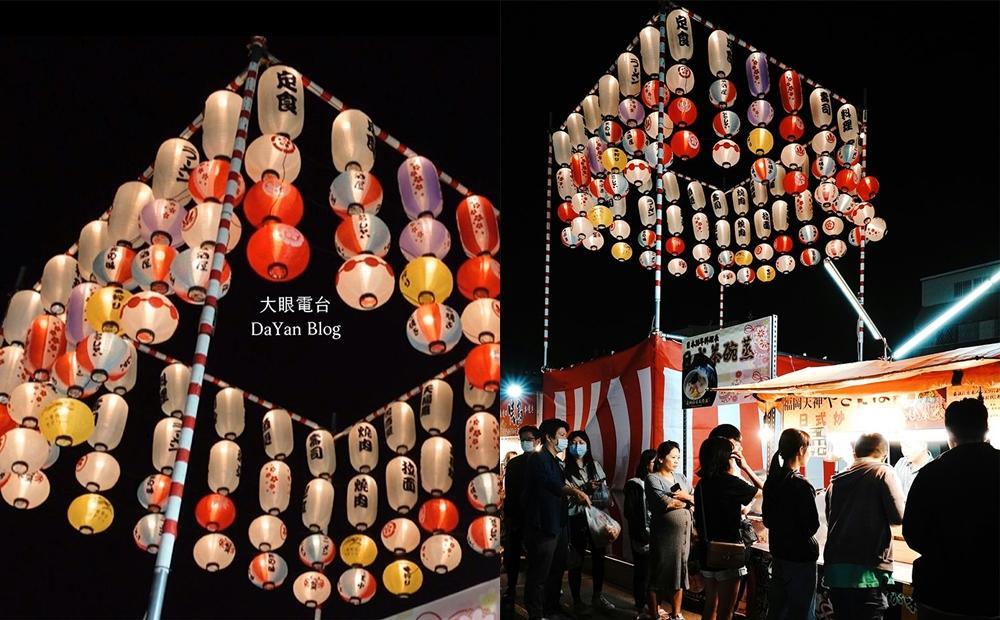 隱藏版「日本美食祭」高雄夜市週一限定!大嗑日籍老闆做的串燒、炒麵