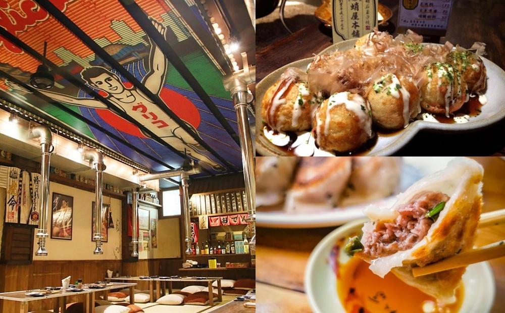 台南人才知道!隱藏版「消夜一條街」40元南洋風串燒、日系燒肉煎餃必吃