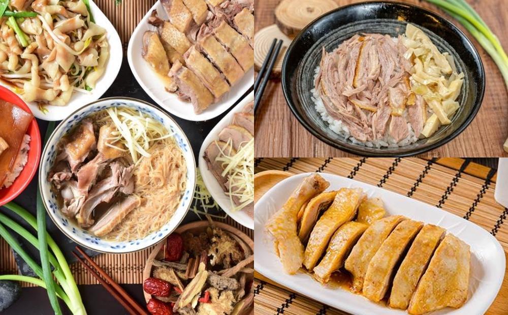 台中鴨肉店不只富王!5 間「Google 4星好評鴨肉飯」網讚:料多又能免費喝湯