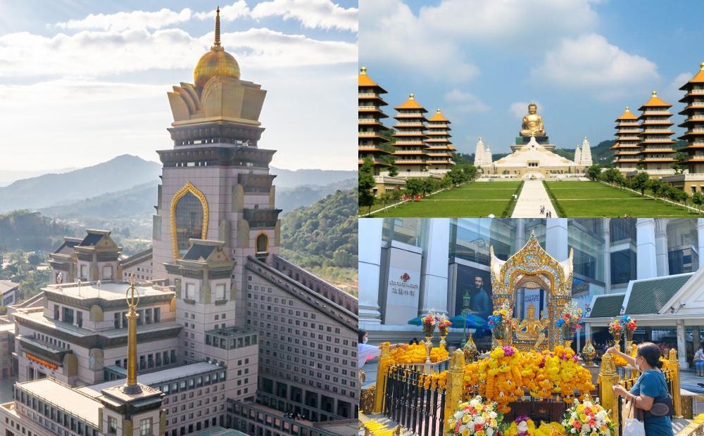 線上參拜泰國四面佛!5個「走春祈福行程」佛光山、月老廟一次朝聖