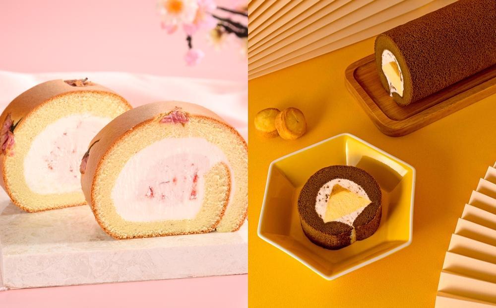 甜點控必吃新品!亞尼克「絕美櫻花生乳捲」、金帛手製「鳳梨酥生乳捲」超吸睛