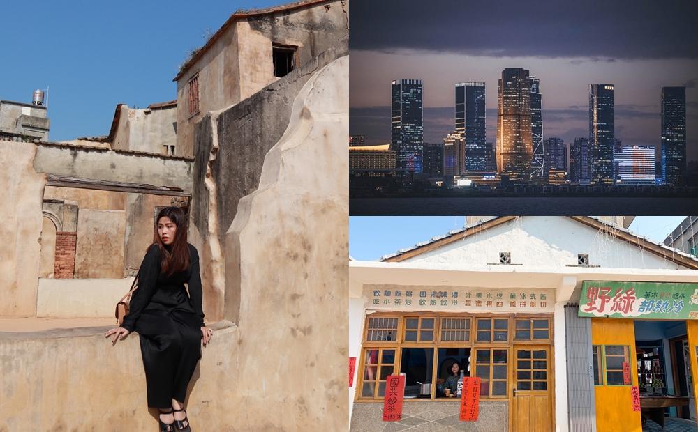 海上視角賞廈門夜景!金門「小摩洛哥、國片拍攝地」5大異國風景點曝光