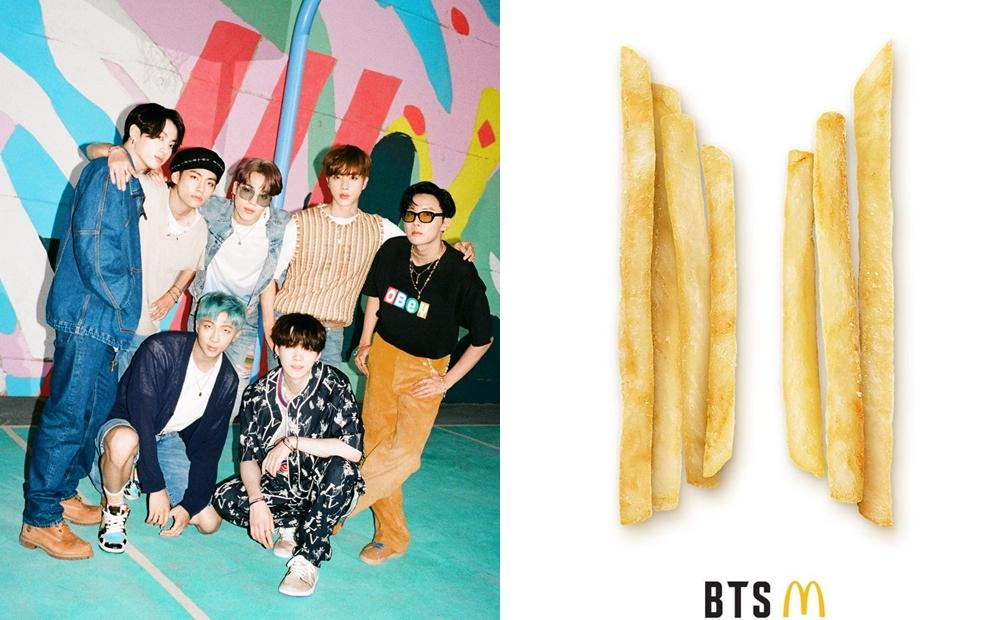 防彈少年團×麥當勞推「BTS套餐」台灣吃得到!搭配2款全新沾醬這天開賣