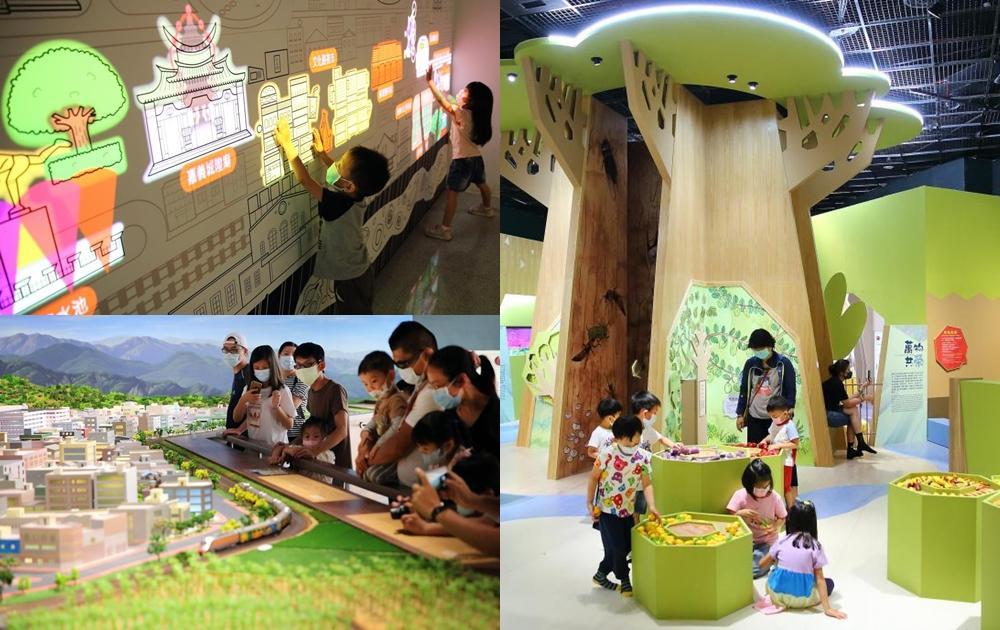 嘉義免費親子景點!木質探索樂園、鐵道微型展、交趾陶博物館一站玩到底