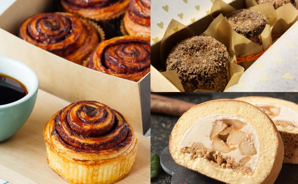 「肉桂捲線上市集」7大甜點免排隊!肉桂糖吉拿棒、蛋糕捲夾入蘋果冰淇淋