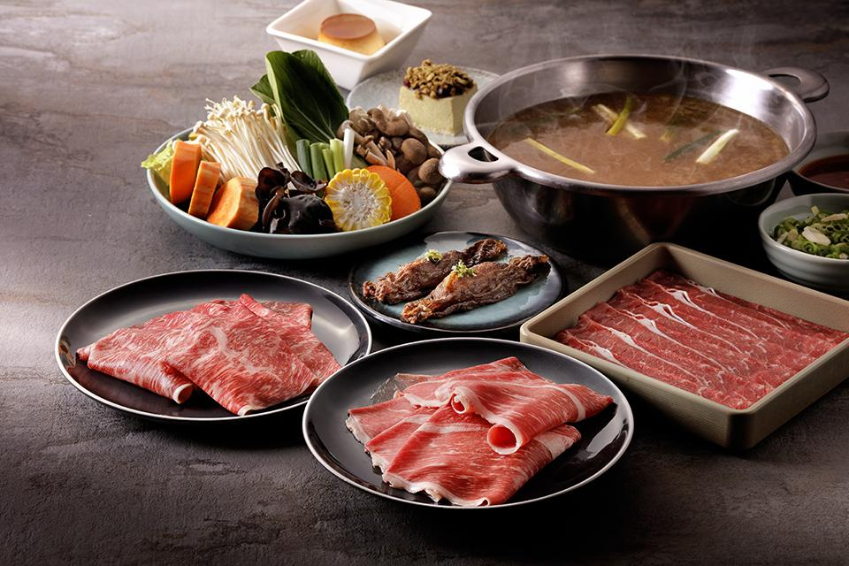 MoMo壽喜燒免費吃炙燒壽司!桃園店開幕限定「和牛套餐加菜不加價」