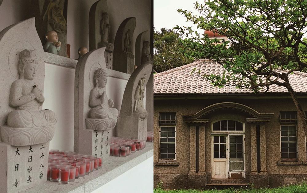 日本神社 vs. 天主教堂!跟著旅遊作家深度尋訪「花蓮日式遺跡群」