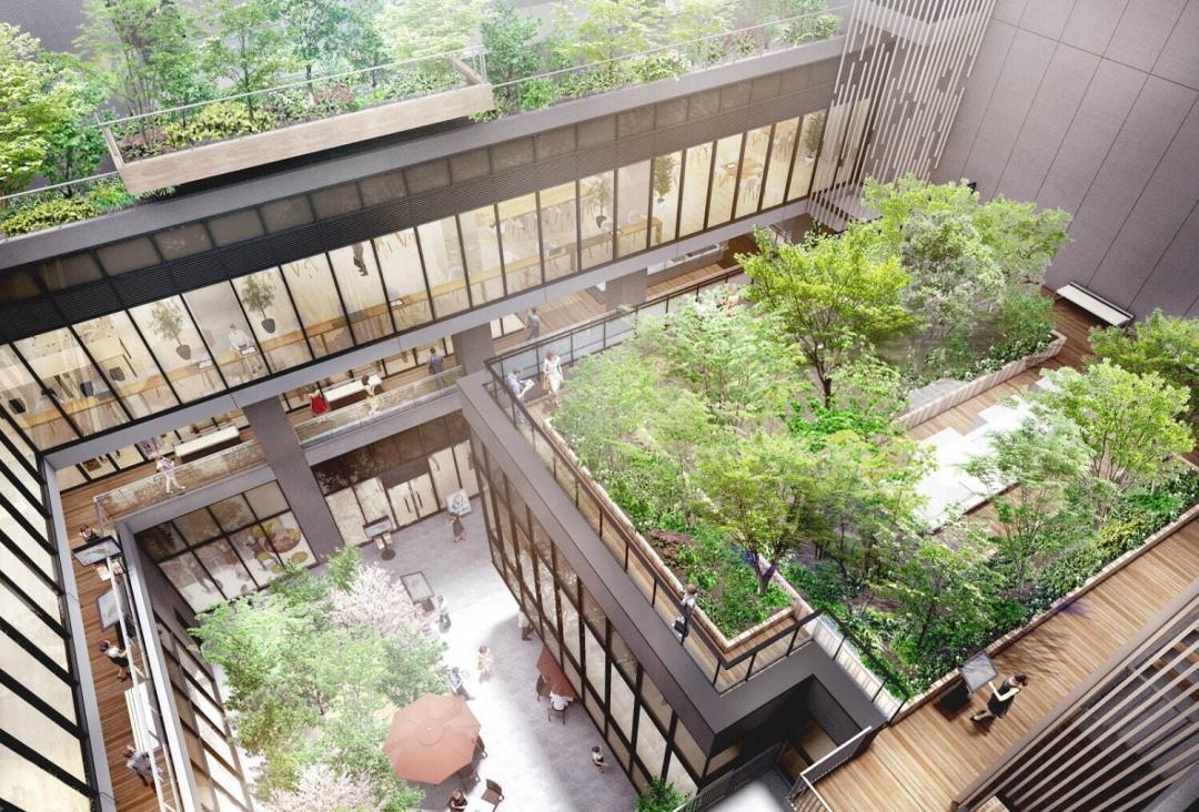 日本建築大師隈研吾新作+ 1!代官山新地標「木質森林」2023年完工必朝聖