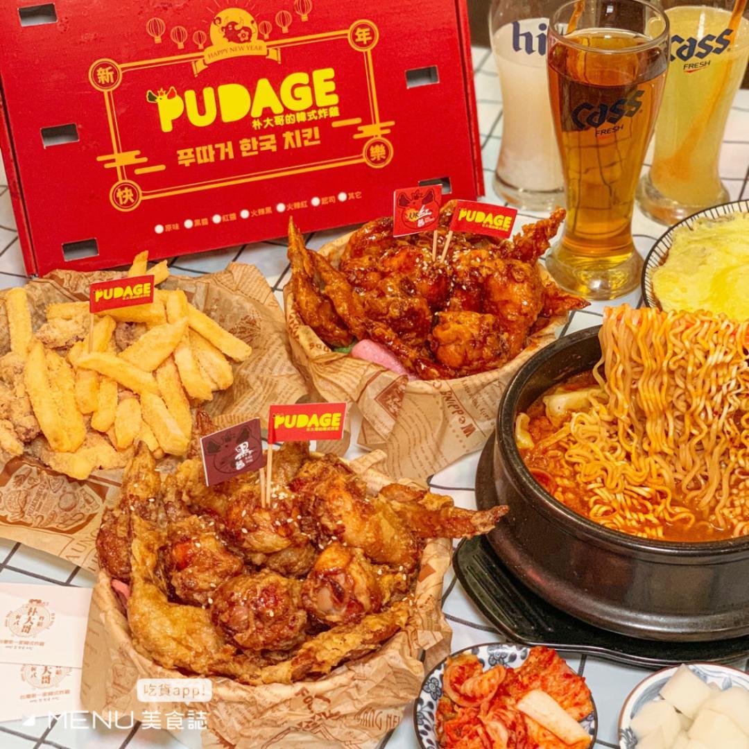 韓國YouTuber也推薦!全台10間「韓式炸雞專賣店」甜辣淋醬+炸年糕絕配