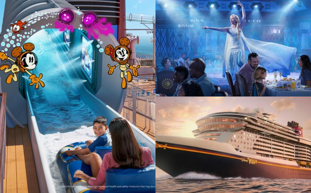 海上城堡樂園、冰雪奇緣餐廳搶先看!迪士尼全新郵輪「願望號」即將啟航