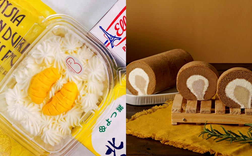 夏季必吃榴槤新甜點!「富士山生乳捲、4層便當蛋糕」都變成榴槤味