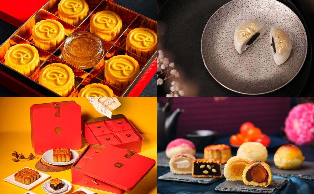2021中秋節禮盒盤點!「頂級魚子醬、楊枝甘露月餅」創新口味先預訂