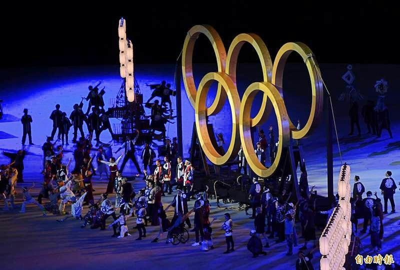 東奧開幕式「木製五環」藏亮點!主場館、選手村也融合日本職人工藝