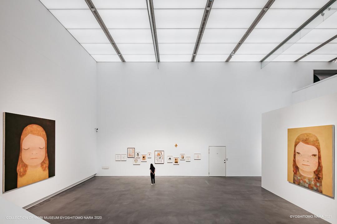 《奈良美智特展》高美館純白展廳曝光!加碼週末晚場、79件展品一次看