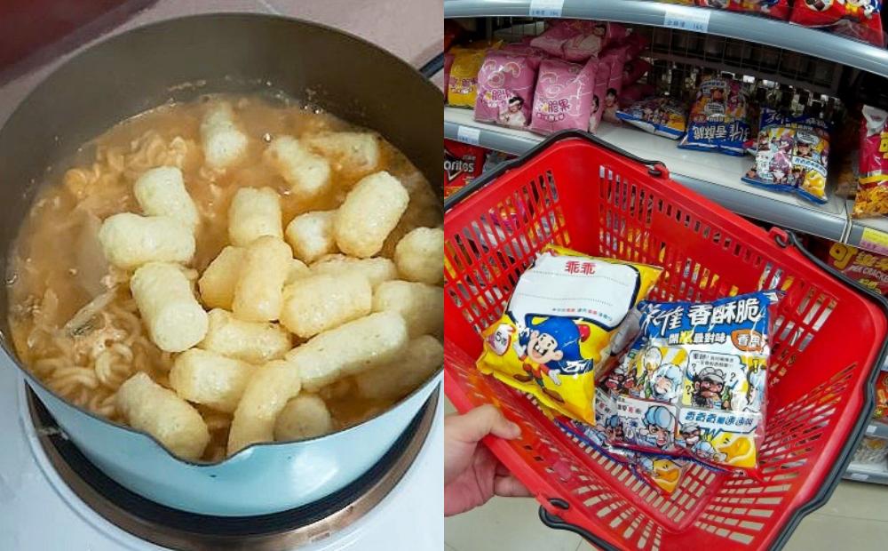 泡麵加「1零食」秒變甜辣椰奶味!網友獨創神奇吃法掀熱議