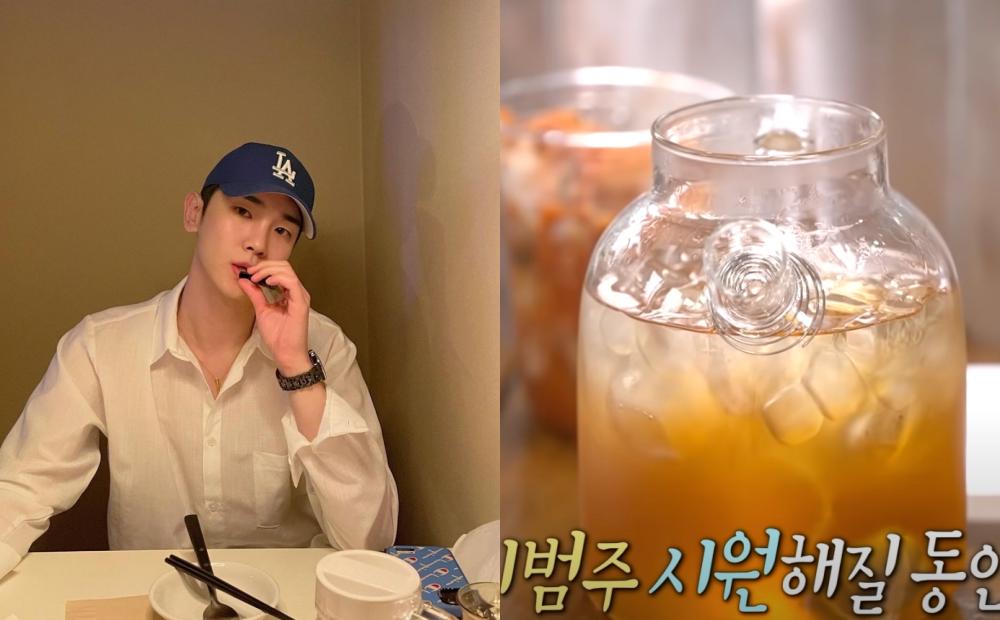 Key《我獨自生活》自創紅茶燒酒上熱搜!跟著歐巴DIY韓國3道爆紅美食