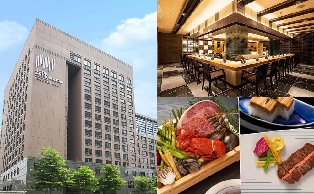 「JR東日本飯店」台北新開幕!免費升等客房、大啖A5仙台牛鐵板燒