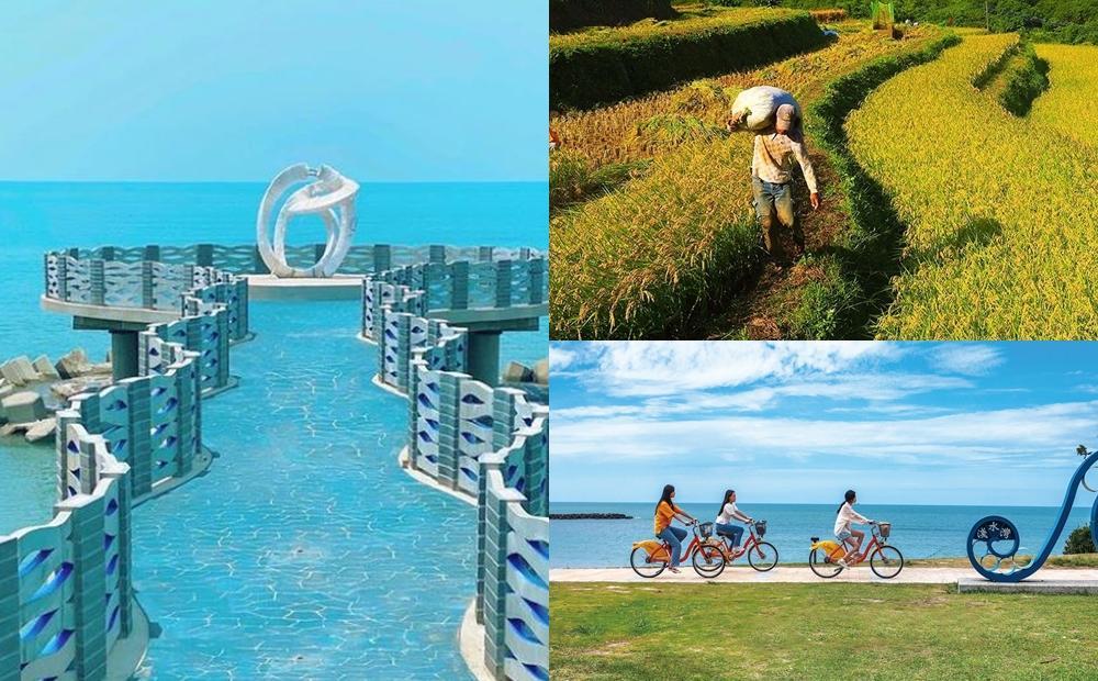 淺水灣最美「海中央平台」正式開放!順遊梯田秘境、電影取景地11個景點