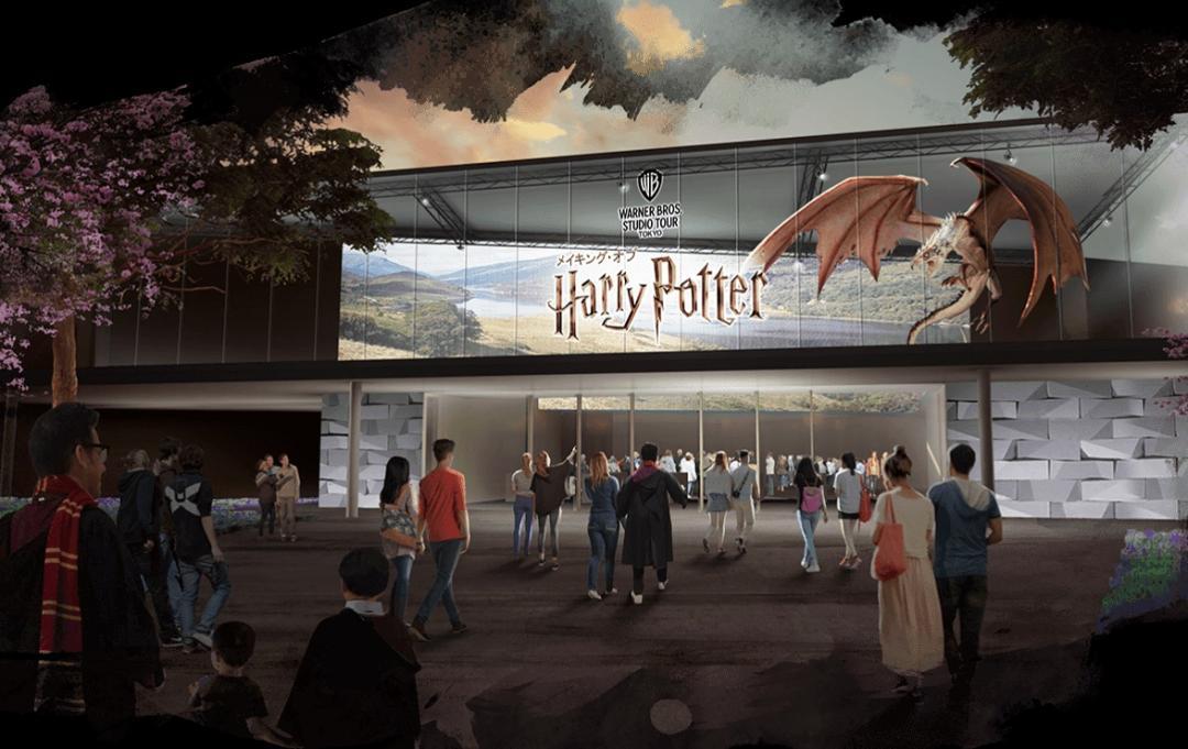 東京「哈利波特影城」已動工!全球第二座魔法世界開幕時間曝光粉絲超嗨