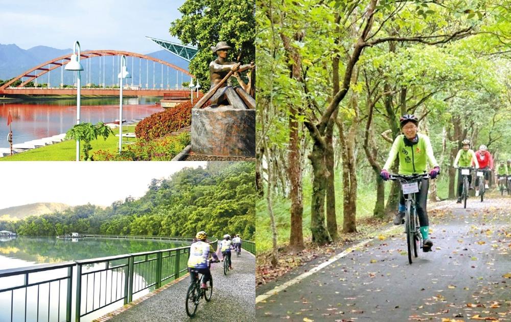會長高的自行車道、慢速賞黃金稻浪!全台最美 8 條親子單車路線好騎又好玩