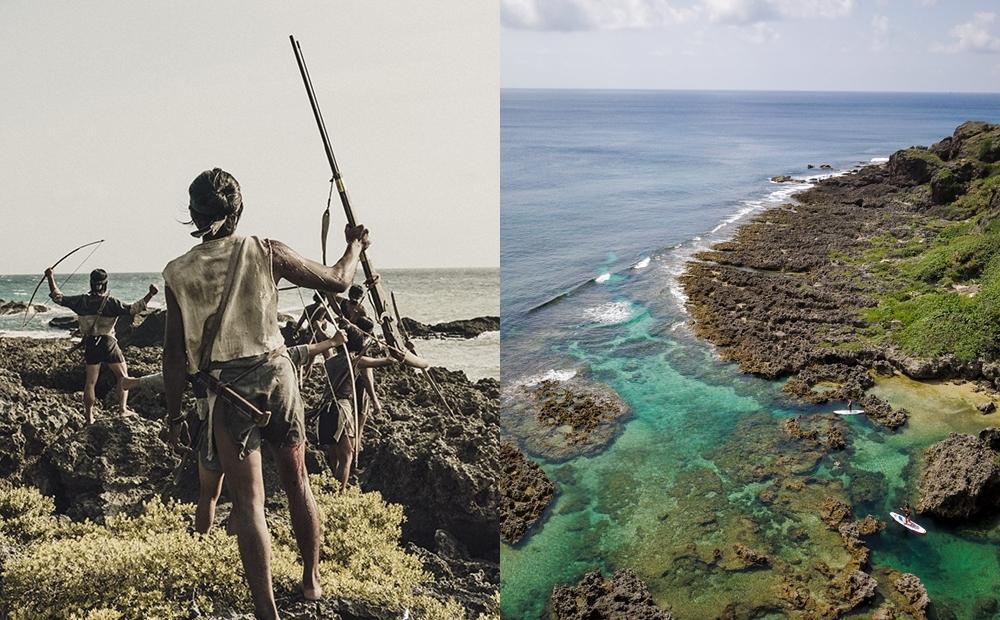 《斯卡羅》劇情邁入高峰!屏東打卡秘境「小巴里島、墾丁情人灘」跟著曝光