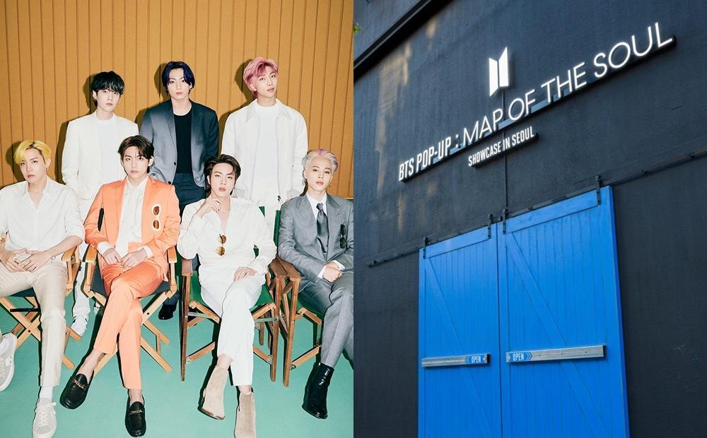 台灣首間「BTS快閃店」9/14免費入場!超過300種周邊、3大打卡牆必拍