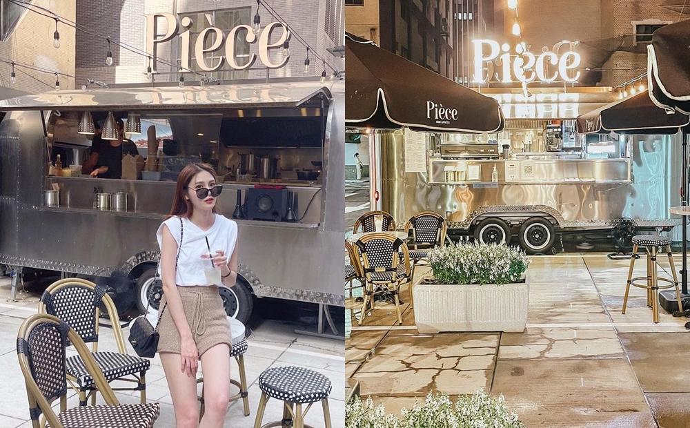 台北新崛起「法式餐車」秒飛巴黎街頭!露天咖啡座嚐捲餅超chill