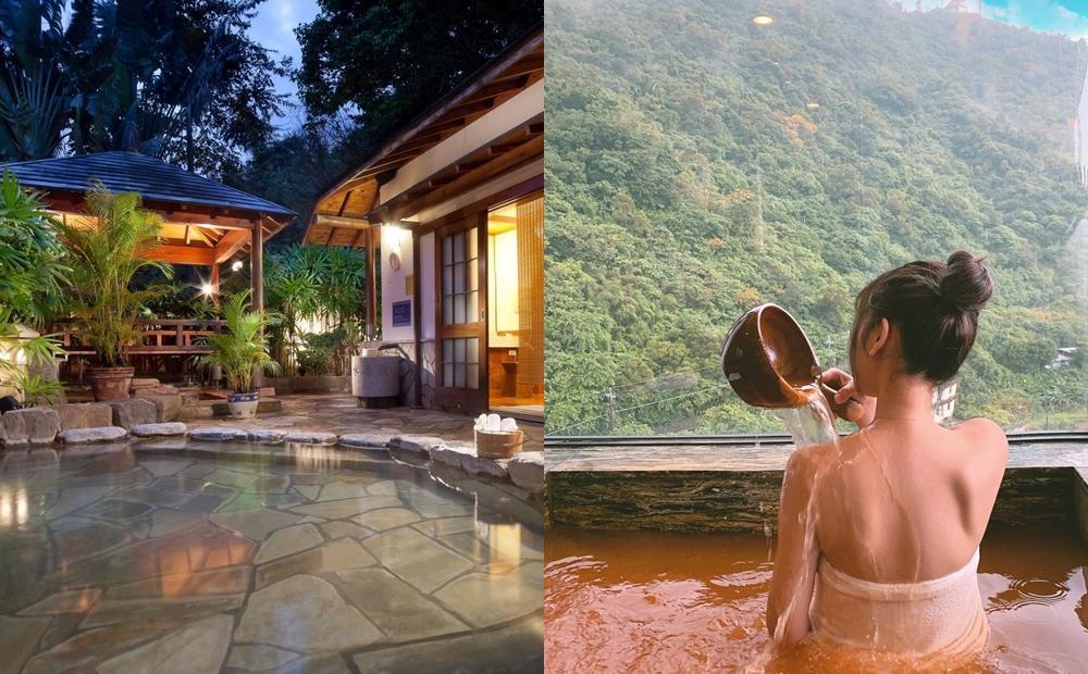 全台5大得獎認證的「溫泉飯店」!雨林裡泡美人湯、賞海天一色美景