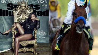 《運動畫刊》假投票? 小威廉絲獲頒年度最佳運動員惹議