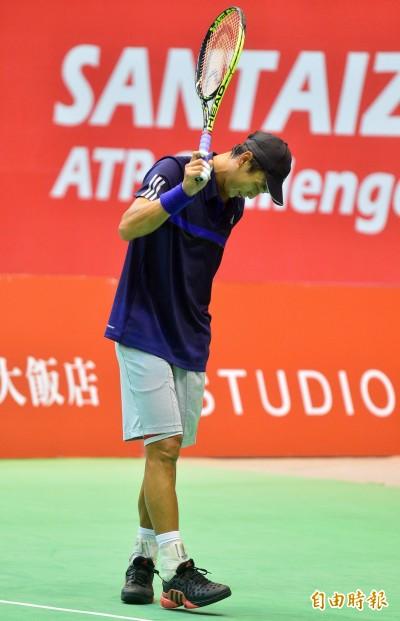 網球》澳網開打前夕 「台灣一哥」盧彥勳忍痛宣布傷退