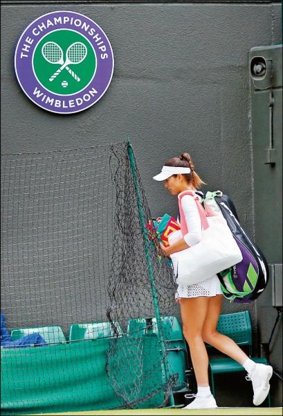法網女單冠軍 穆古魯莎爆冷出局