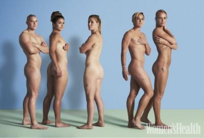 奧運》英國女子橄欖球隊 全裸入鏡秀身材(影音)
