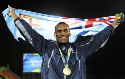 奧運》國家史上首金! 斐濟稱霸七人制橄欖球