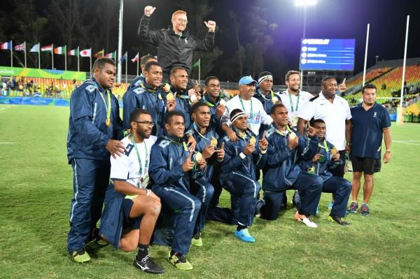 奧運》超勵志! 英國棄帥帶著斐濟球隊打敗祖國奪金