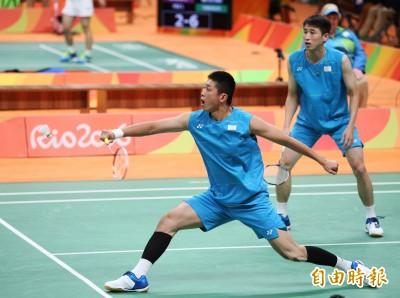 奧運》無法晉級也要拚 李勝木/蔡佳欣最終戰贏了
