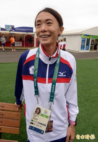 奧運》「不死鳥」謝千鶴 刷新台灣馬拉松奧運紀錄
