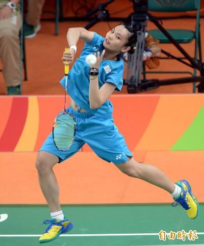 奧運》拍落俄妹只花26分鐘 戴資穎晉級16強